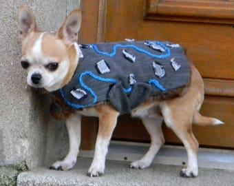 handmade clothing chihuahua dog chihuahua jacket