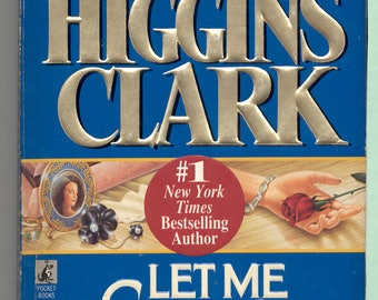 Mary Higgins Clark-Let Me Call You Sweetheart (1996, Softcover)
