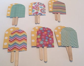 Matching popsicles