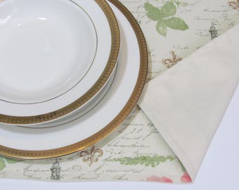 Paris Placemats