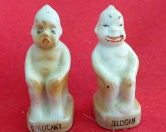 Billycan Salt and Pepper Set