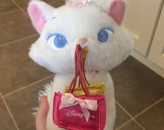 Disney aristocats marie plush cat