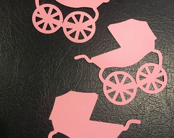 Carriage Cut Outs