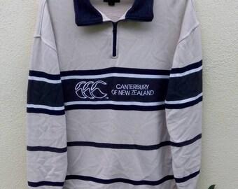 Rare!! canterbury of new zealand sweatshirt