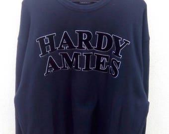Rare!! hardy amies sweatshirt