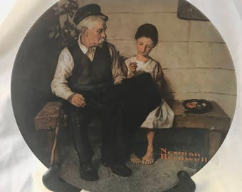 LIGHTHOUSE KEEPERS DAUGHTER - Knowles Plate