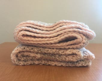 Handmade baby blanket