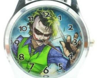 Batman Joker Watch (the Prankster joker)