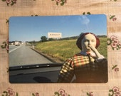"""Lydia Ann """"Adult shop"""" Limited Edition Magnet"""