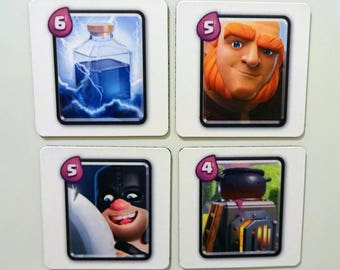 "8 Magnets (2x2"") Executioner Deck"