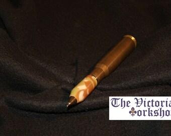50 Cal Desert Camo Twist Ball Point Pen