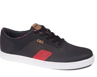 Shoes Oakley Shoveit Premium-Black/Red