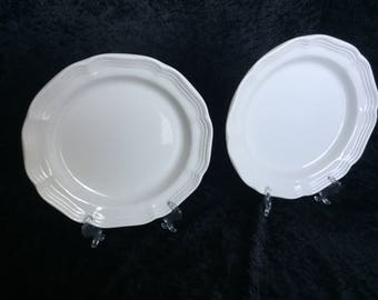 Mikasa French Countryside Set of 2 Salad/Dessert Plates