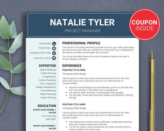 SALE! Professional resume template Design resume templates Clean resume word Modern resume design Cv template Cv templates Cv resume modern