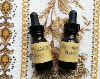 Anti-anxiety blend / essential oil blend / calming