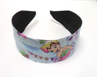 Baby girl headband Headband tinkerbell tinkerbell headband Baby tinkerbell headband Bubbles Baby Clothes baby accessories.