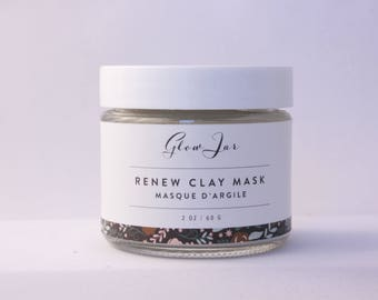 Renew Clay Mask