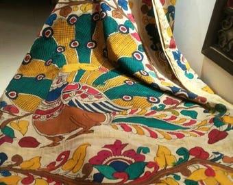 stunning kalamkari dupattas chunnis or scarves