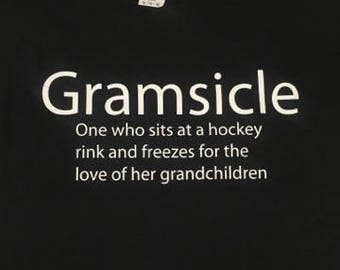 Gramsicle Shirt