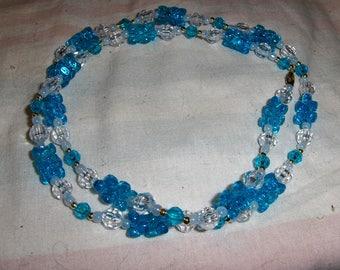 Color Blocks necklaces