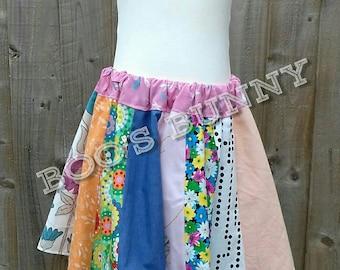 Super twirly panel skirt Age 5-6 years