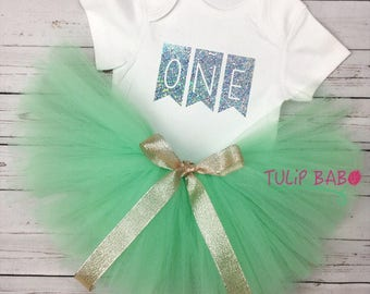 Cute birthday tutu! Available in 28 different colors !!!!