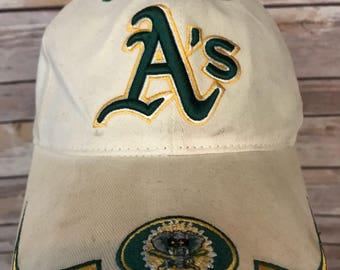 Oakland Athletics A's Baseball Hat