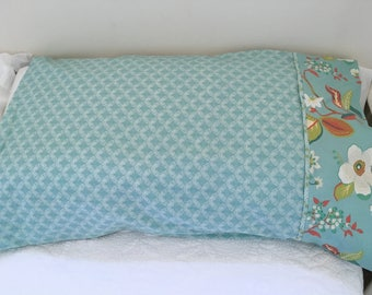 Pillowcases Floral and Angel Wings