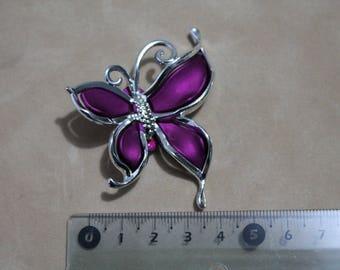 Perle Papillon breakthrough plum color