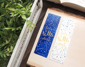 Rattle the Stars (Two Options) | Bookmark