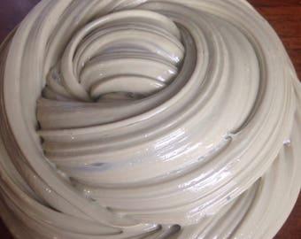 25 oz camo green non-fluffy slime