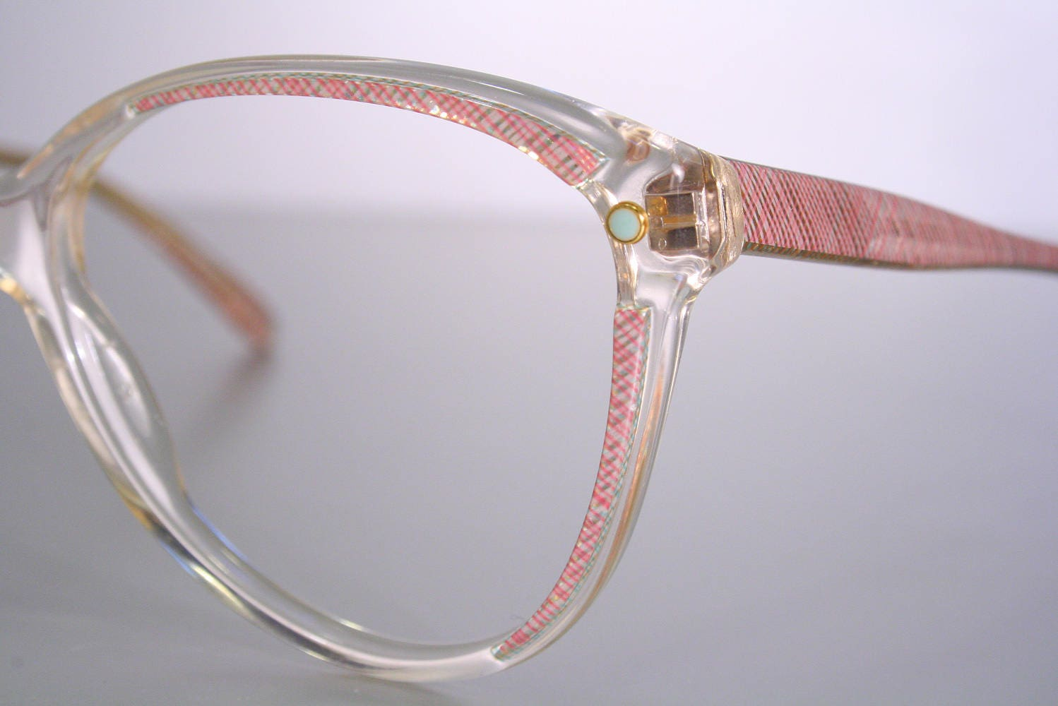 Unworn 80\'s SAFILO ELASTA KID Girls\' Pretty Translucent Clear Pink ...