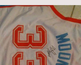 Authentic Will Ferrell autographed Semi-Pro Jersey