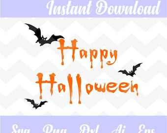 Happy halloween svg,ghost,scary,boo,svg,png,dxf,ai,eps,trick ir treat svg,party,decal,decoración wall,vinyl,sticker,pumpkin,t-shirt,stamp
