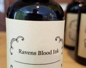 Raven's Blood Ink