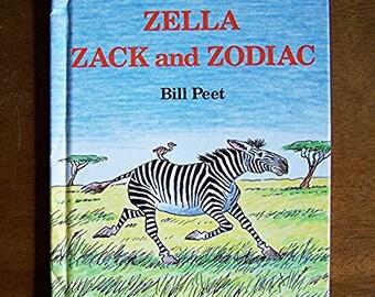 Zella Zack and Zodiac by Bill Peet - Children's Book - Stories That Rhyme