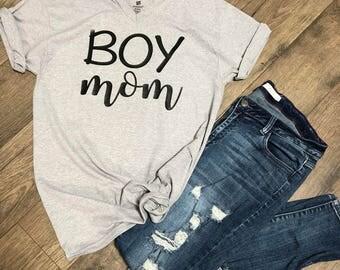 Boy Mom Shirt