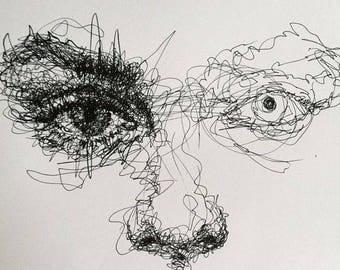 Ink Eye Art