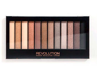 ICONIC 2 Palette - Make Up Revolution - MUR
