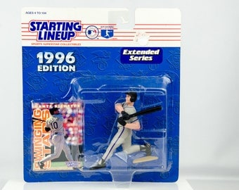 Starting Lineup Baseball 1996 Series Dante Bichette Action Figure Colorado Rock