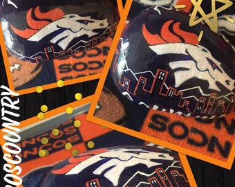 Nfl Team Rock #Broncos