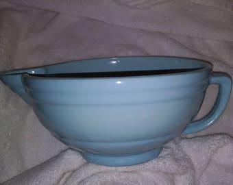 Vintage Pfaltzgraff / York Pottery Ringware Batter Bowl