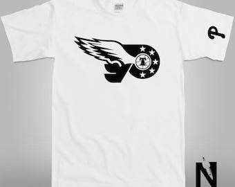 PHILADELPHIA Mash-Up Sports T-Shirt