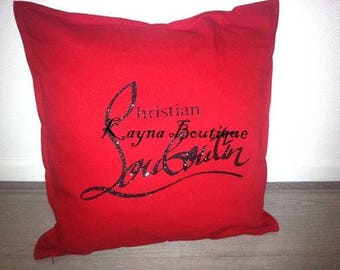 Pillow Louboutin