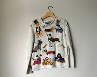 Northern Isles Dog Sweater