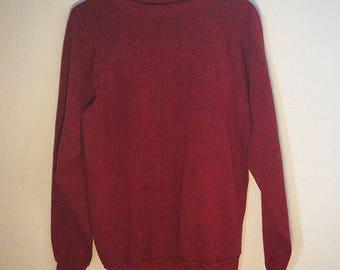 PARRILL 90s VTG Cotton Sweatshirt Extra Large