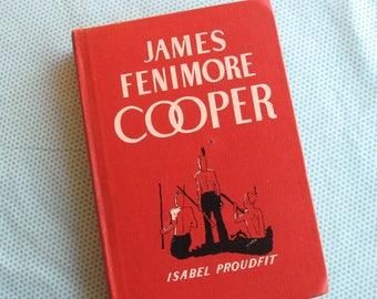 James Fenimore Cooper by Isabel Profit