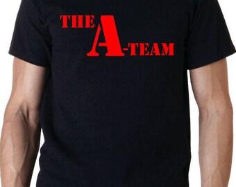 The A-team 80s Retro TV T-Shirt