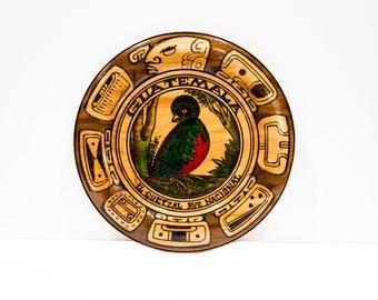 Guatemala National Bird
