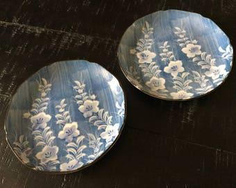 Delphinium Plates